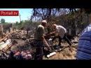 Станица Луганская Сутки после трагедии_HD
