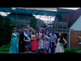 Мой выпуск 2014)))   (Кафе) под музыку Штурман Жорж - Одноклассники. Picrolla