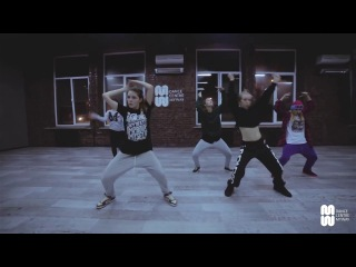 Katy Perry - Dark Horse (feat Juicy J) choreorgraphy by Denis Stulnikov - Dance Centre Myway