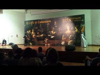 Парный танец. Мадина и Заур. Италия 2014 (Гала концерт)