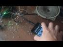 Тест 5гдш 5 подключенных к телефону через усилитель на tda2003