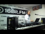 16Bit.fm channel CLUB STUDIO. 13.06.2014 TRANCE RAVE-O-LUTION by Egor Amorov