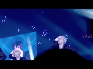 [FANCAM] 140525 EXO - Thunder (Kai Focus) @ EXO FROM EXOPLANET #1 - THE LOST PLANET DAY 3