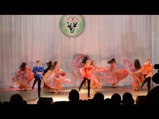 Танец румынских цыган