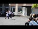Танець,I школа,випуск 9-х класів,2014,9-А.Кузан Люда і Кіндратенко Богдан