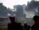 Атака русской имперской армии отравленной газом