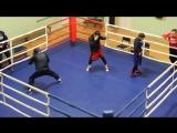 Тренировка Сборной России по боксу.Волгоград 19.02.2015