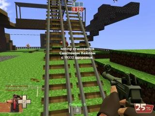 Игра за всадника и снайпера с 7к дамага