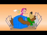 Маша и Медведь - Начало