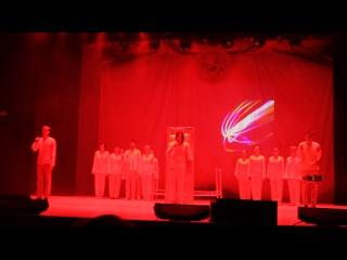 ФФ на гала-концерте Студвесны 2014