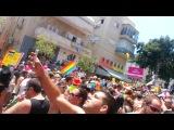 Тель -Авив 2014 гей-парад)