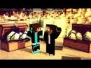 «Minecraft жизнь моя !» под музыку minecraft - D J G o t U s F a l l i n ' I n L o v e.