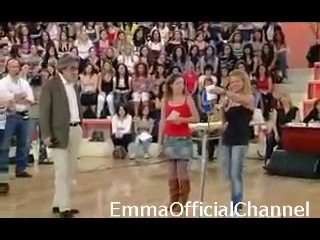 Emma Marrone - Amici Casting -