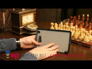 Чехол-обложка для Samsung Galaxy Tab Pro 8.4 SM-T320/T325 Smart Case черный пластиковый