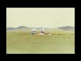 (HD) Кошачий Суп / Трава Нэкодзиру (Cat Soup / Nekojiru-so) (2001) (На Русском Языке!)