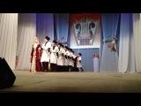 Ансамбль Молодость Осетии-Кабардинский танец