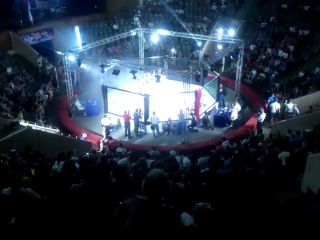 В гости к бойцовскому клубу «Сталинград», стремительно набирающему силу в последние годы, приехала сборная республики Северная Осетия «Алания»