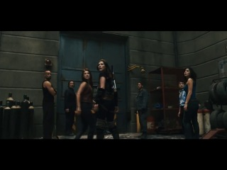 Official «Resident Evil: Afterlife» Trailer in HD (промо-ролик «Обитель зла 4: Жизнь после смерти» with Wentworth Miller)