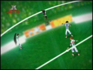 Галактический футбол [ТВ-2]/ Galactik Football [TV-2] - 26/26