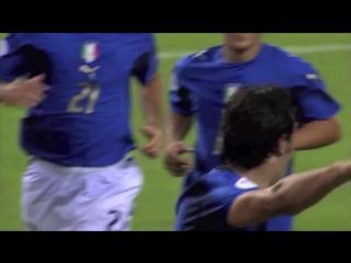 Чемпионат Мира 2006 года в Германии.Путь сборной Италии к победе