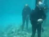 Намаз под водой