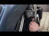 Синхронизация карбюраторов Yamaha FZX750
