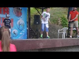 Чудо-Аква-Мега-Танцы 2014.