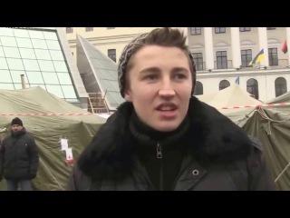 Самое смешное видео с Майдана  Смотреть всем!_HD