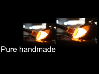 Led lights commercial (model tatiana kushnareva)