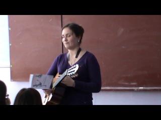 День поэзии в ТЛ им. В. Маяковского, г. Бельцы, 21.03.2014