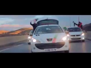 من الشعب الفلسطيني الى الشعب الشقيق الجزائر الأغنية الفلسطينية لـ المنتخب الجزائر&#1