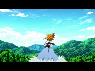 Seikoku no Dragonar | Dragonar Academy | Академия Драгонар | Метка драконьего всадника : 8 серия (END) [Озвучка: Nazel & Freya & Kashi (AniMedia)]