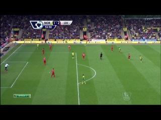 35 тур / Норвич 2:3 Ливерпуль / 20.04.14