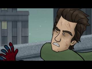 Как следовало закончить фильм ''Новый Человек-паук'' - 2