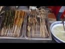 """"""" 中国 - Китай моими глазами"""". Выпуск 5. Рынок экзотических блюд."""