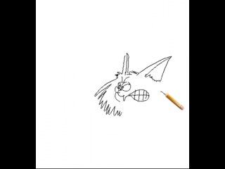 Как нарисовать слово драка
