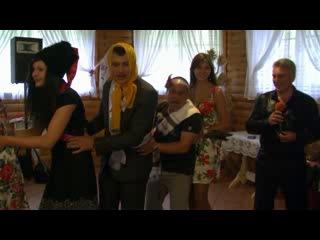 Весільний конкурс «Казочка про ріпку»