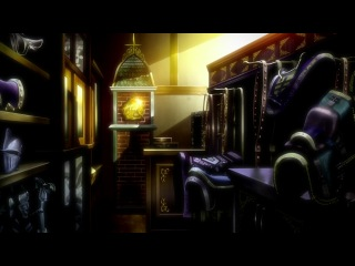 Seikoku no Dragonar / Dragonar Academy / Метка драконьего всадника - 2 серия [Озвучка: Симбад & Holly (AniDub)]