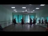 этюд по народному танцу-болгария