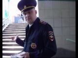 Общение скутериста с ДПС 1 мая