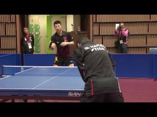 Ibrahim Hamato - Безрукий теннисист