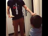 Тьяго (братик Барби) ревнует к Аугусто
