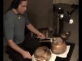R. Carlos Nakai, William Eaton &amp Will Clipman in the studio