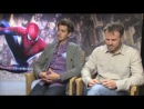 5 Ringgit Challenge with the cast of The Amazing Spiderman 2