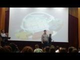 Фестиваль КВН ПТЭО 2014. Команда КВН «Сборная Мокшанской Империи» (Мокшан) - Приветствие