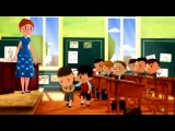 Dessin Anime en francais Le Petit Nicolas