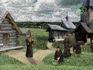 Преподобный Нил Сорский. Мульткалендарь. 20 мая
