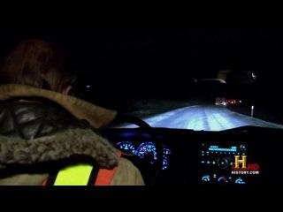 Ледовый путь дальнобойщиков Ice Road Truckers Сезон 4 Серия 7 ENG Avalanche