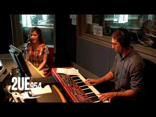 Rachael Leahcar - Let it Be (Live on 2UE Radio)