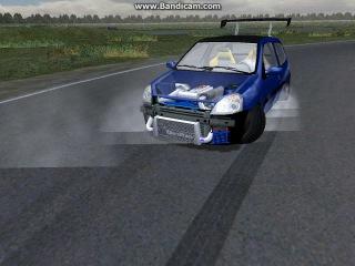 Street Legal Renaut Clio 2 Sport By Roma Grinyuk 28.05.14